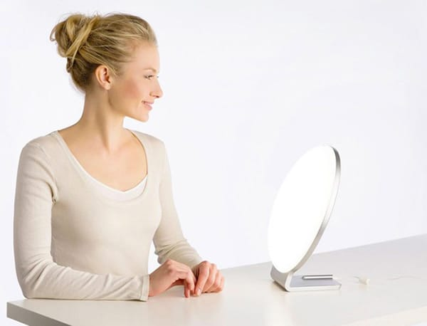 Lampe de luminothérapie Beuer TL 50.