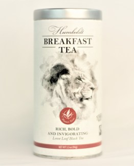 Humboldt Breakfast Tea Tin