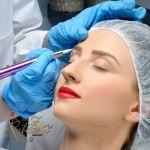 Microblading eyebrow tattoo course