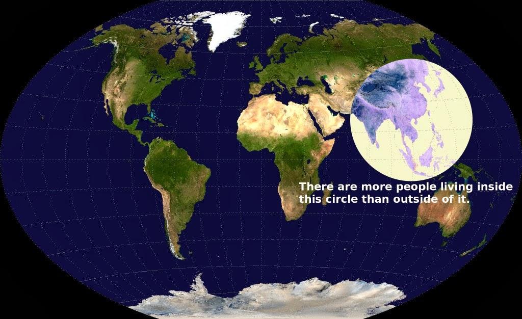 population-map