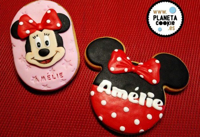 Minnie Planeta Cookie