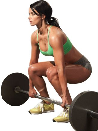 deadlift posicionamento