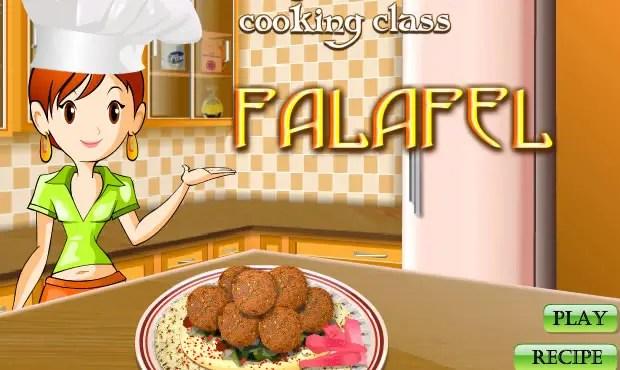 Juegos la cocina de sara for Cocina con sara casita de jengibre