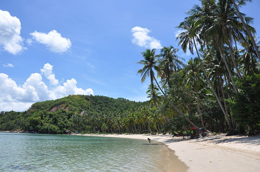 Philippines plage