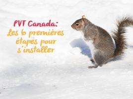 S'installer au Canada