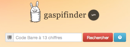 Gaspillage alimentaire: Gaspfinder
