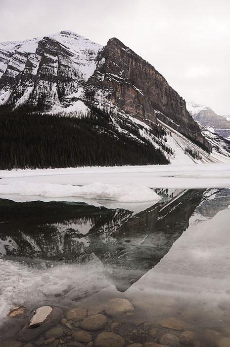 Les rocheuses : Lac Louise
