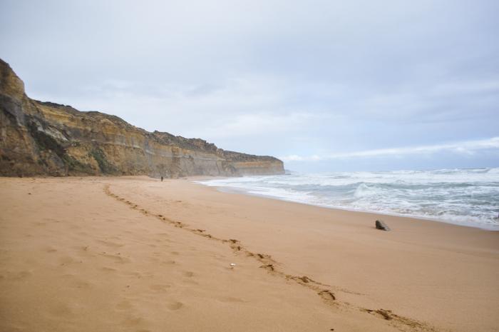 retour de voyage: Australie
