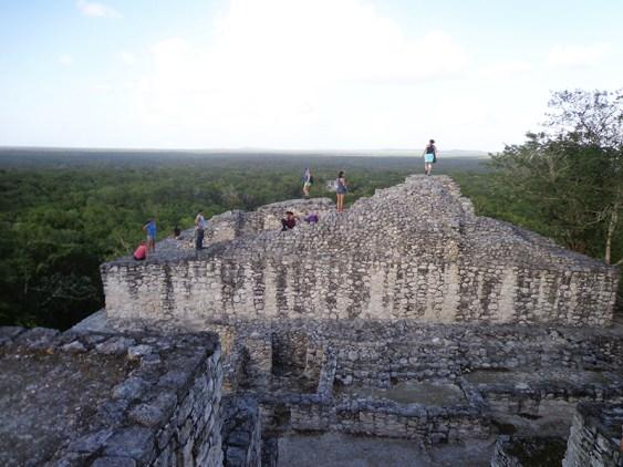 Visiter les temples de Calakmul au Mexique