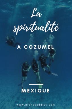 Pinterest - spiritualité à cozumel