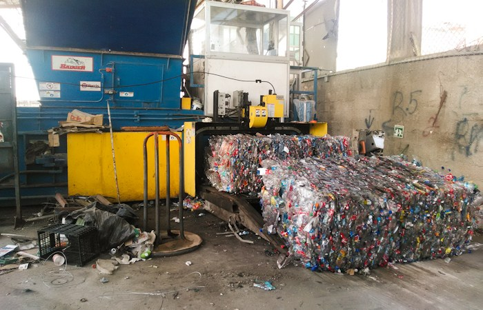 Décharge Recyclage