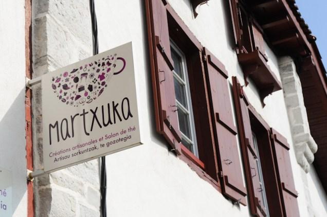 THE marché des créateurs au pays basque avec Martxuka