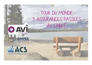 Tour du monde : 3 assurances voyages passées au crible