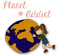 Logo Planet Addict