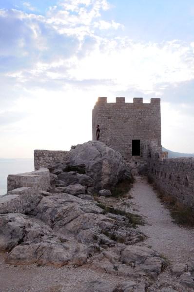 Omis castle