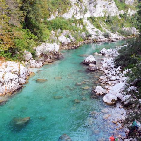 Mon itinéraire d'une semaine en Croatie