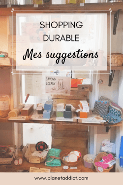 Shopping-durable