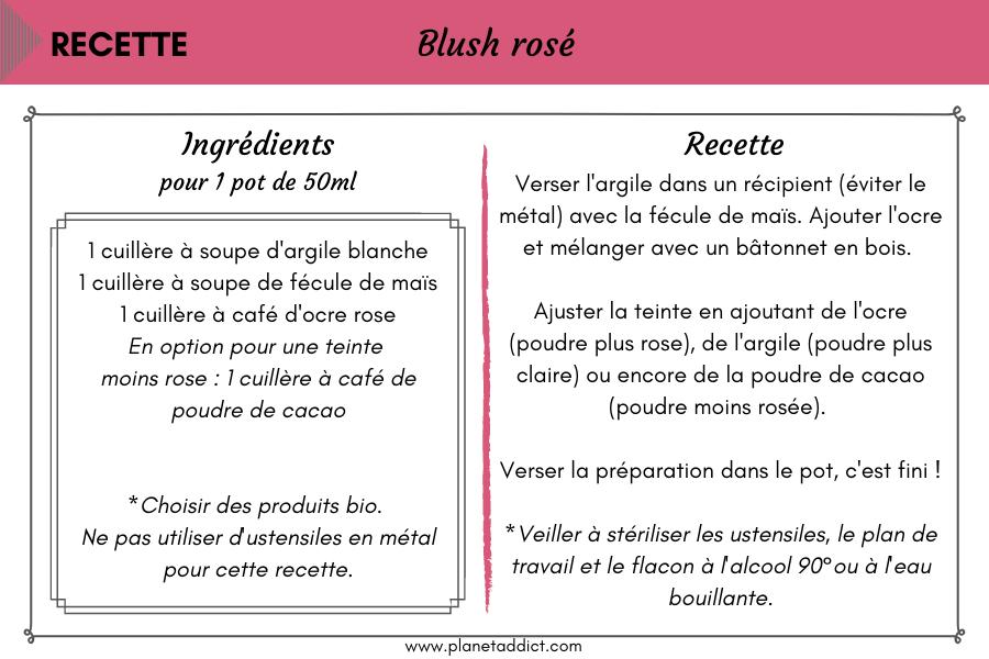 Recette-blush-maison