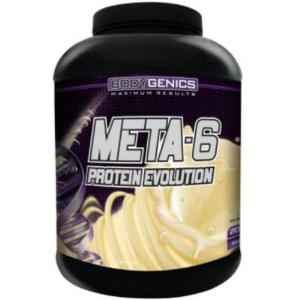 Meta-6 Protein Evolution Bodygenics
