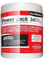 Power Jack 3D Power Supplements
