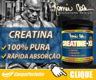 Creatine-XS - Ronnie Coleman