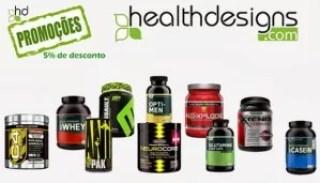Suplementos HealthDesigns como importar