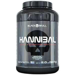 Hannibal Black Skull
