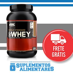 banner whey gold loja suplementos alimentares
