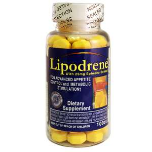 Lipodrene Hi-Tech Pharmaceuticals
