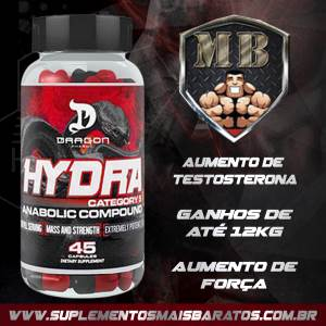 Banner Hydra Suplementos Mais Baratos