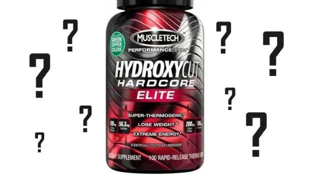 Hydroxycut Muscletech é bom