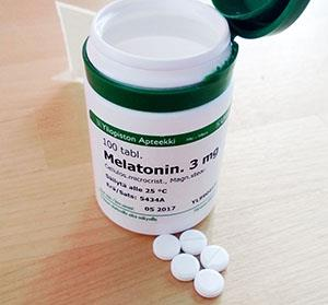 Qual a dose diaria ideal de Melatonina