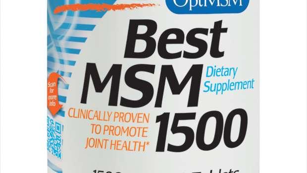 Doctors Best MSM 1500
