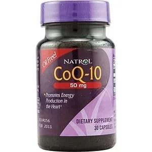 Coenzima q10 e seus benefícios suplemento natrol