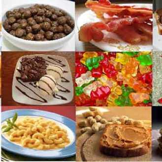 5 alimentos e bebidas que acabam com sua dieta para hipertrofia