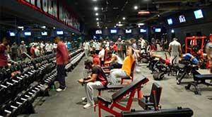 Oxygen Gym
