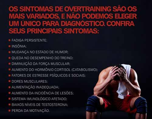 Sintomas do Overtraining