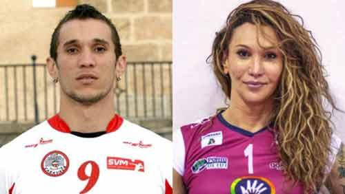 Atleta Trans Tifanny Pereira de Abreu do Vôlei