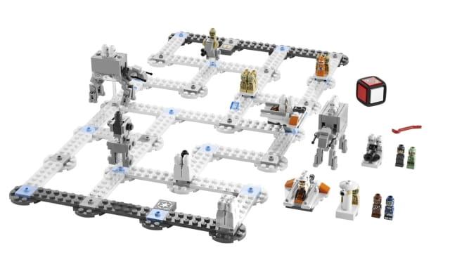 LEGO Star Wars 3866 The Battle Of Hoth Sklep Internetowy