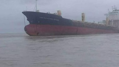 Aparece Misterioso barco Fantasma Sam Rataulangi PB 1600