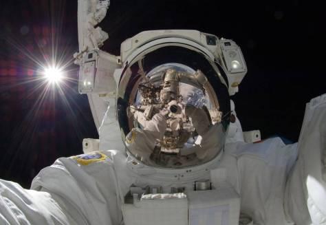 ¡Hasta el espacio, y más allá!