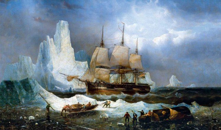 Atrapados en el Ártico