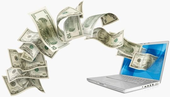 Hacerse rico escribiendo en un blog