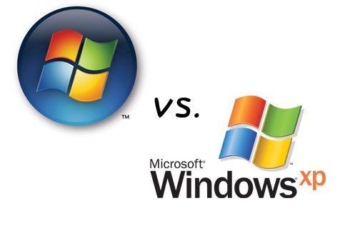 Windows XP vs Windows 7