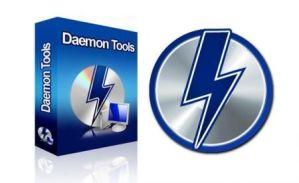 Descarga e instala gratis Daemons tools lite, un programa para simular un DVD
