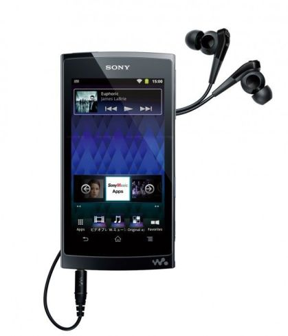 Sony Z1000 Series Walkman