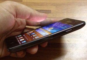 Samsung Galaxy S Advance - 02