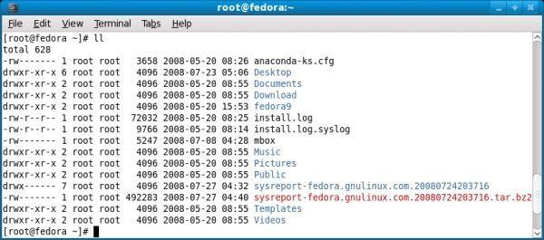 Archivos de registro en Linux