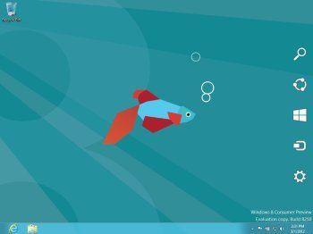 Charm Bar Windows 8
