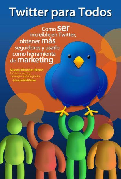 Portada e-book Twitter para todos